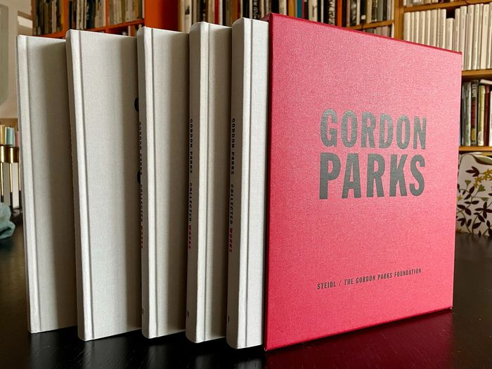 Gordon Parks - Collected Works - 2012