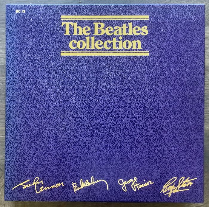 Beatles - side-opener edition of The Beatles Collection - BC 13 - Multiple titles - LP Boxset - 1983/1983