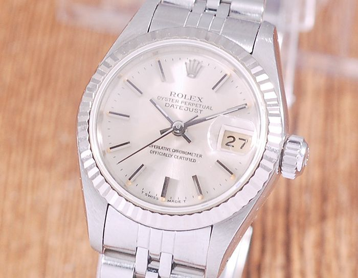 Rolex - Oyster Perpetual DateJust - 69174 - Donna - 1980-1989