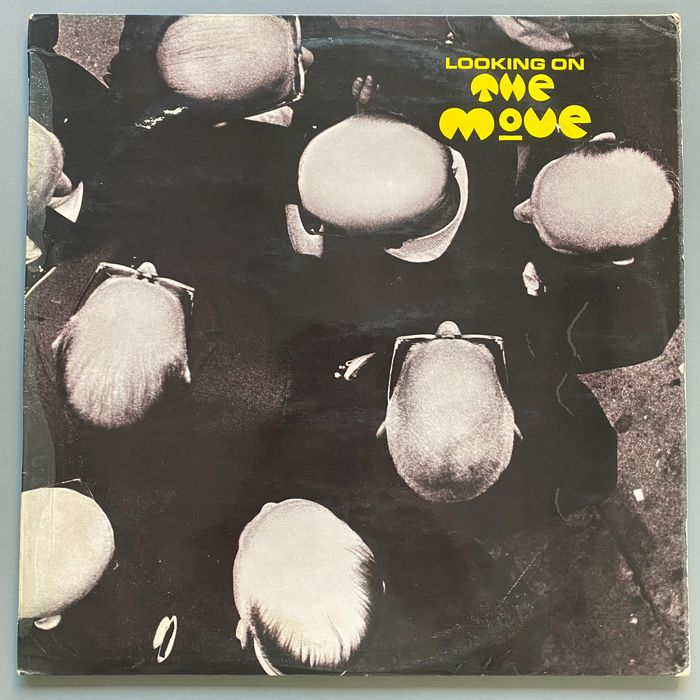 The Move - Looking On - LP Album - 1970