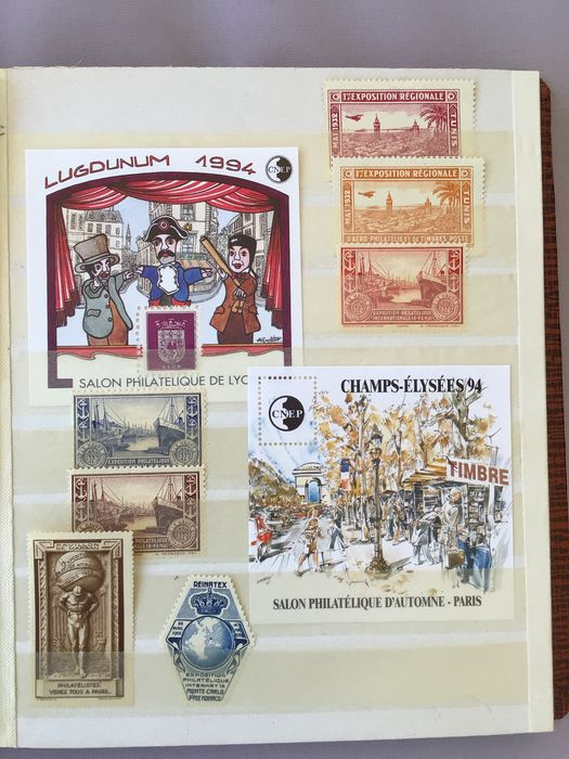 Lot 49130379 - French Stamps  -  Catawiki B.V. Weekly auction - Note the closing date of each lot