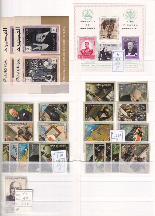 Lot 49134149 - British Commonwealth Stamps  -  Catawiki B.V. Weekly auction - Note the closing date of each lot