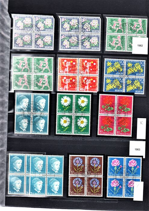 Lot 49143493 - Austrian & Swiss Stamps  -  Catawiki B.V. Weekly auction - Note the closing date of each lot