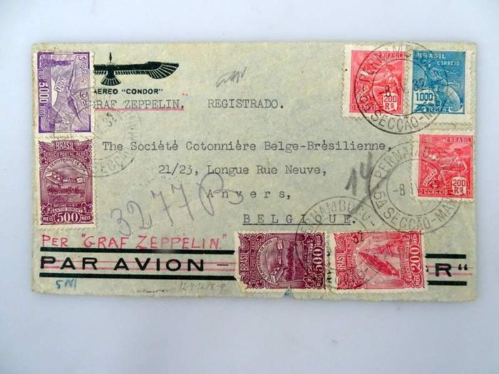Lot 49148415 - International Stamps  -  Catawiki B.V. Weekly auction - Note the closing date of each lot