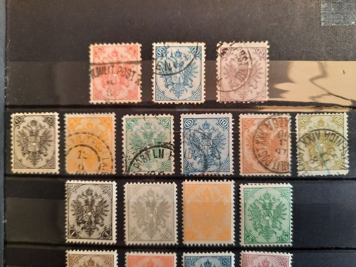Lot 49145757 - Austrian & Swiss Stamps  -  Catawiki B.V. Weekly auction - Note the closing date of each lot