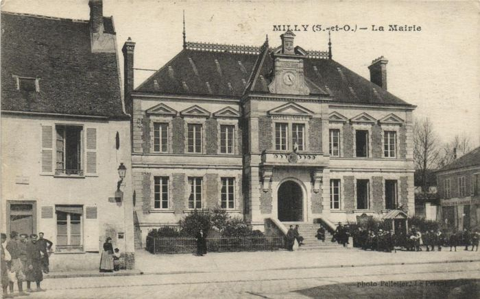 France - Town halls - La Maire - Various places large and small - nice pictures - Postcards (Collection of 76) - 1900-1940