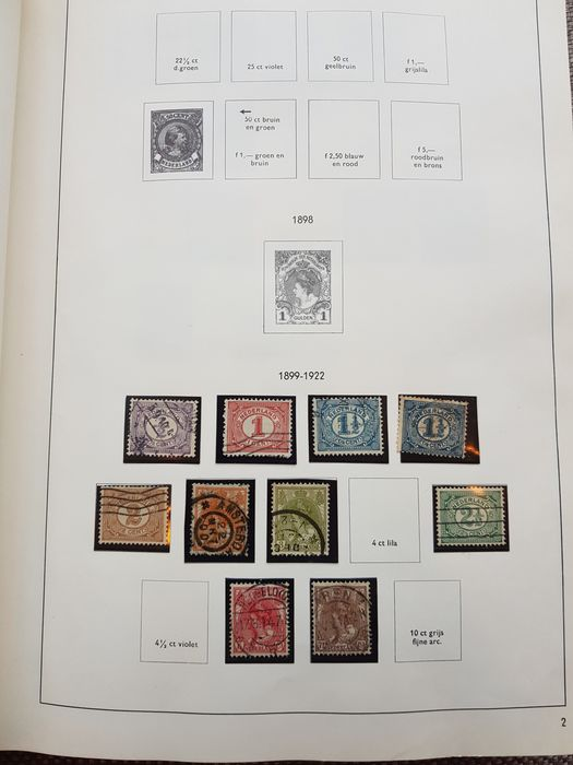 Lot 49183253 - Dutch Stamps  -  Catawiki B.V. Weekly auction - Note the closing date of each lot
