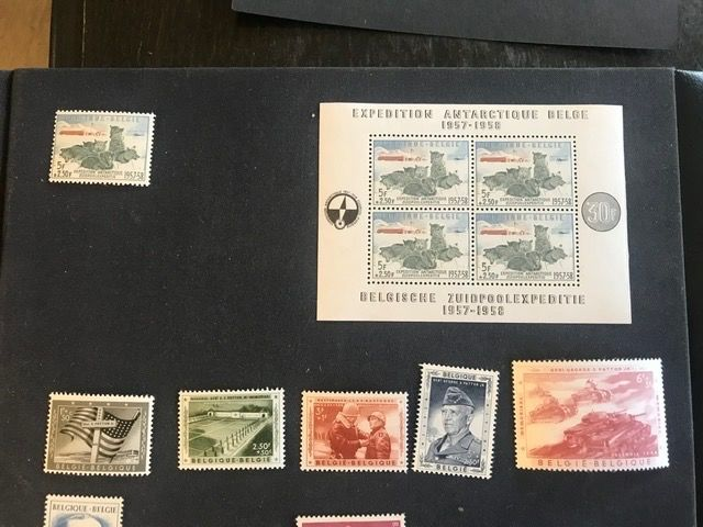 Lot 49182749 - Belgian Stamps  -  Catawiki B.V. Weekly auction - Note the closing date of each lot