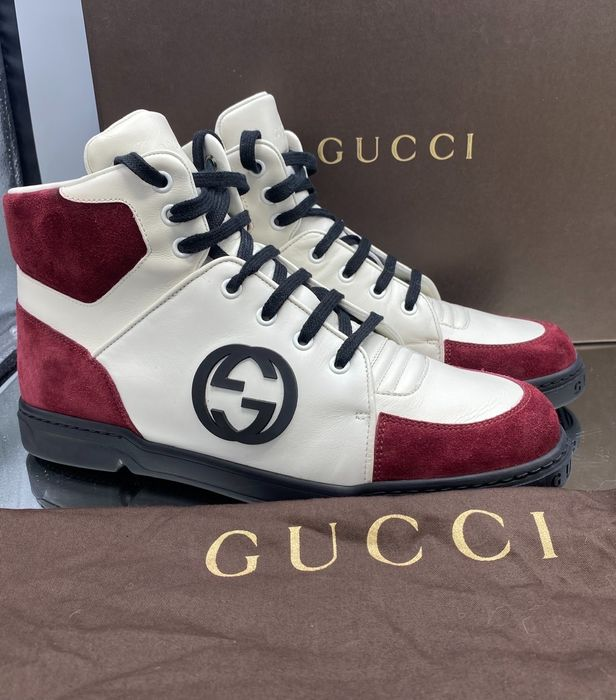Gucci - high top - Baskets - Taille: Chaussures / UE 42