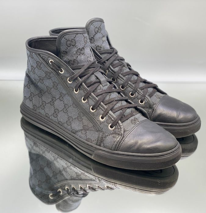 Gucci - high top - Baskets - Taille: Chaussures / UE 43