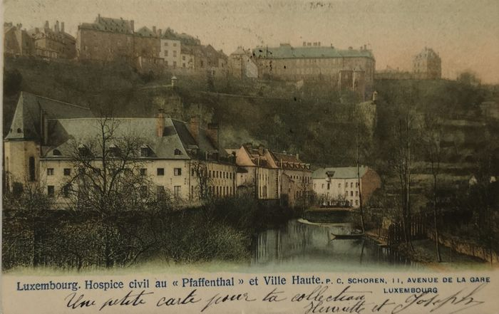 Luxembourg - City & Landscape - Postcards (Collection of 147) - 1902