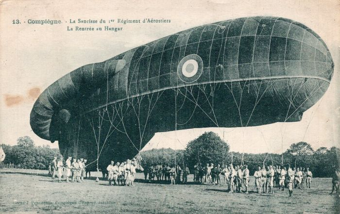 France - Aviation - Postcards (Collection of 19) - 1900