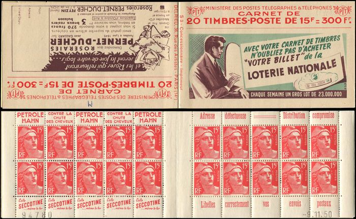 Lot 49225879 - French Stamps  -  Catawiki B.V. Weekly auction - Note the closing date of each lot