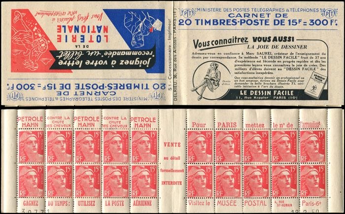 Lot 49225869 - French Stamps  -  Catawiki B.V. Weekly auction - Note the closing date of each lot