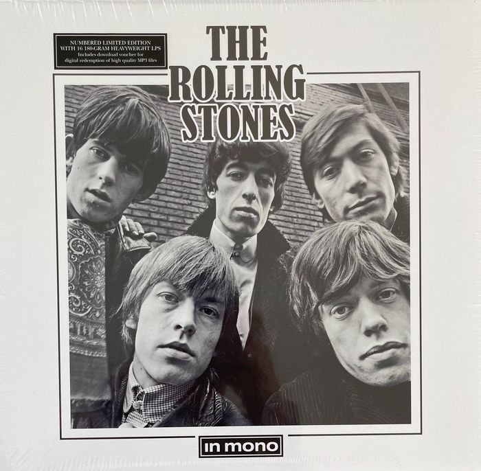Rolling Stones - The Rolling Stones 'In Mono' Limited LP Boxset including - Multiple titles - LP Box Set - 2016