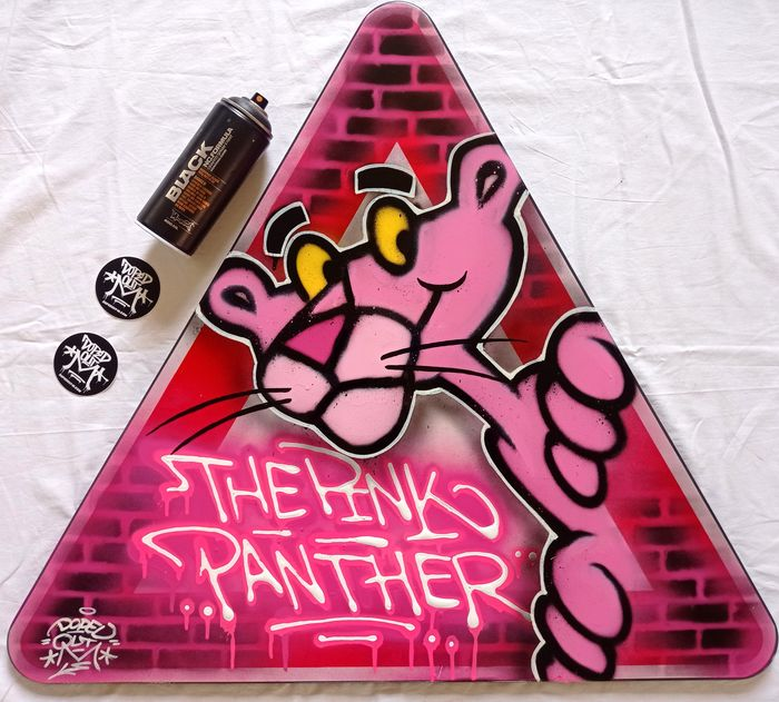 Dopedout M - Pink Panther Street