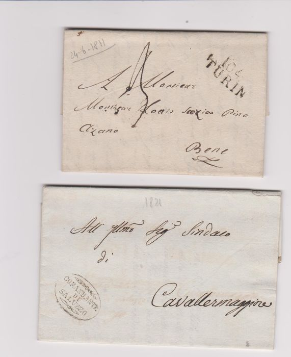 Lot 48845113 - Italian Stamps  -  Catawiki B.V. Weekly auction - Note the closing date of each lot