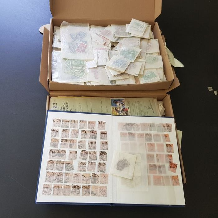 British Commonwealth 1850/2000 - And colonies, with many better classics in bulk