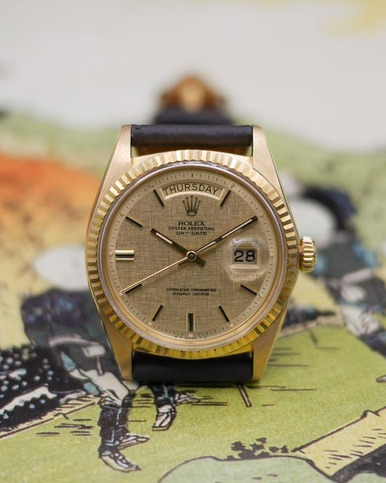Rolex - Oyster Perpetual Day-Date - 1803 - Uomo - 1970-1979