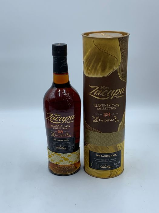 Zacapa - Heavenly Cask Collection - First Release: The Taming Cask (Ex-American Whiskey) - b. 2020 - 70cl