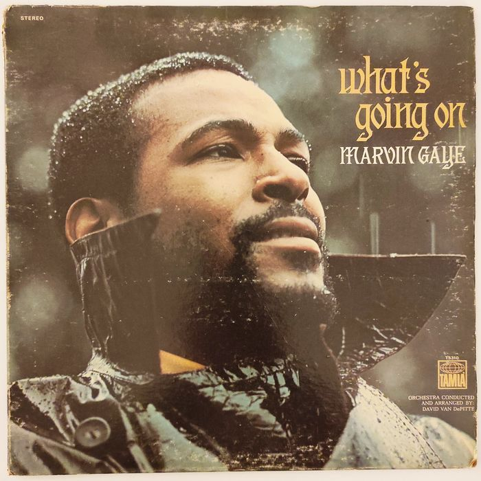 Marvin Gaye - What's Going On - Album LP - 1971/1971
