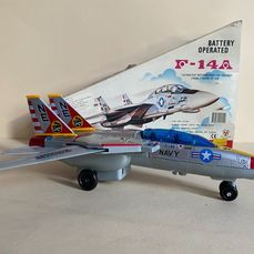 Son ai toys - Straaljager F14-A Jet Fighter Tomcat F14-A - 1970-1979 - Taiwan