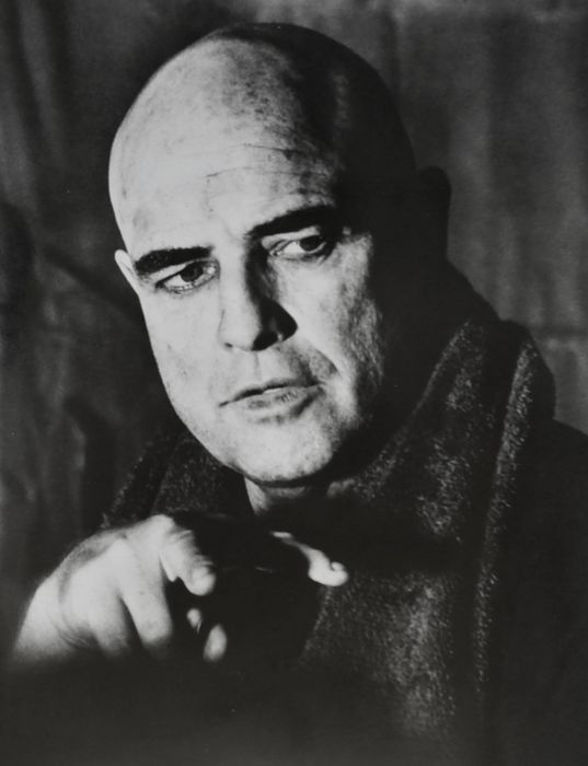 """ABC/Chronicle - 3x Marlon Brando in """"Apocalypse Now"""" and others , 1967/1972/1979"""