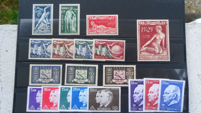 Lot 48951431 - French Stamps  -  Catawiki B.V. Weekly auction - Note the closing date of each lot