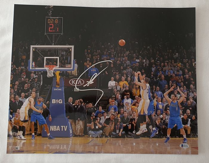 Golden State - NBA Basketbal - Stephen Curry - Poster