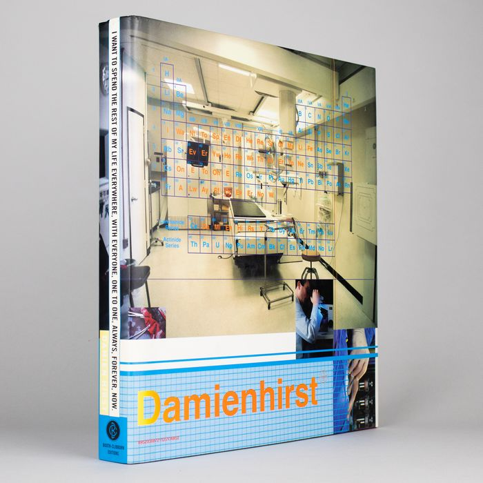 Damien Hirst - I Want to Spend the Rest of My Life Everywhere [many extras] - 1998
