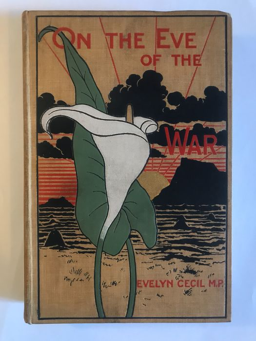 Evelyn Cecil - On the Eve of the War: A Narrative of Impressions During a Journey in Cape Colony - 1900