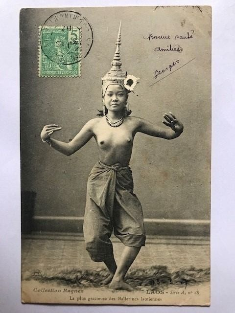 Laos - Postcards (Collection of 20) - 1907
