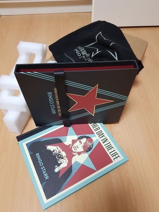 Ringo Starr - Another Day in the Life [Collectors Edition Numbered and Signed] - Livre - 2018/2018