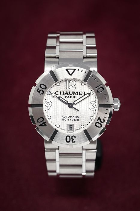 Chaumet - Class One Stainless Steel - W17680-38A - Dames - 2011-heden