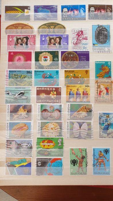 Lot 49034215 - British Commonwealth Stamps  -  Catawiki B.V. Weekly auction - Note the closing date of each lot