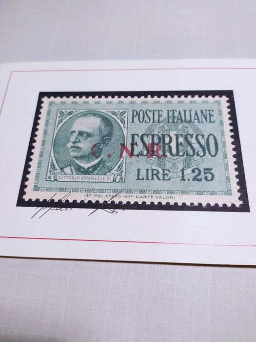 Lot 48821295 - Italian Stamps  -  Catawiki B.V. Weekly auction - Note the closing date of each lot