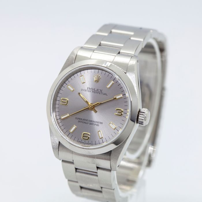 Rolex - Oyster Perpetual - 67480 - Donna - 1990-1999