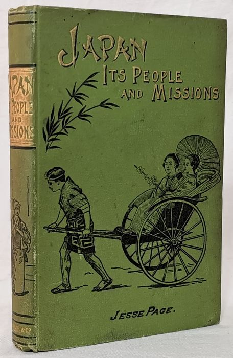Jesse Page - JAPAN. Its People and Missions - 1896
