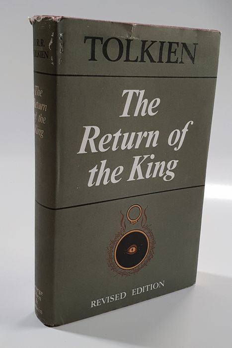 J.R.R Tolkien - The Return of the King - 1971