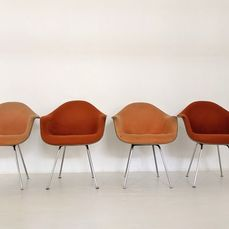 Charles Eames, Ray Eames - Herman Miller - Seating group (4) - DAX