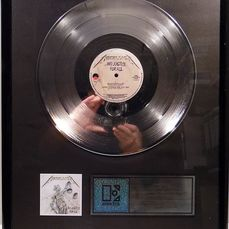 Metallica - ...and justice for all - presented to Metallica - Offizieller hauseigener Award - 1988/1988
