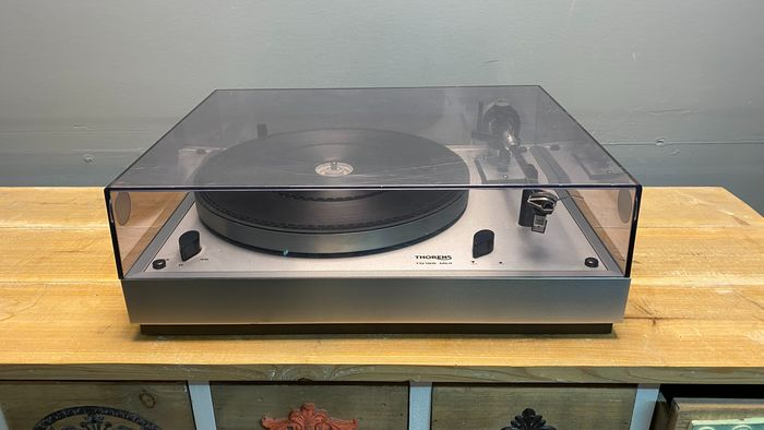 Thorens - TD166 MKII - 2-Speed Belt-Drive Suspended Chassis - Tourne-disque