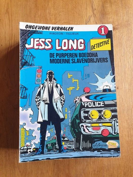 Jess Long 1 t/m 21 - Complete reeks - 21 albums - Softcover - First edition - (1976/1996)