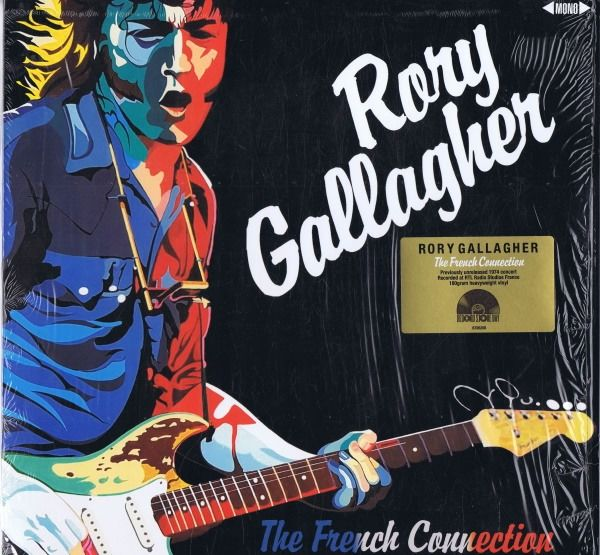 Rory Gallagher - The French Connection (Blues, Blues Rock) - LP album - 2018/2018