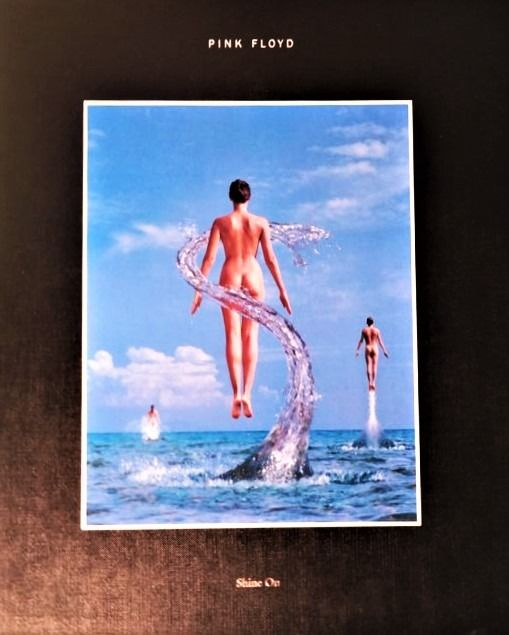 Pink Floyd - Shine [Japanese Pressing] - CD Boxset, Luxe Editie - 1992/1992