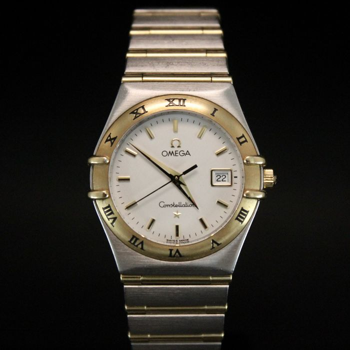 """Omega - Constellation Lady - """"NO RESERVE PRICE"""" - 7961201 - Dames - 2000-2010"""