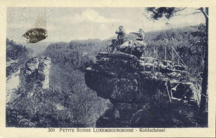Luxembourg - Luxemburg - Cartes postales (Collection de 50) - 1912