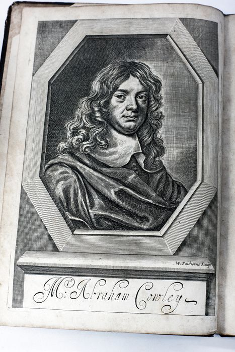 A. Cowley - The Works of Mr. Abraham Cowley - 1681