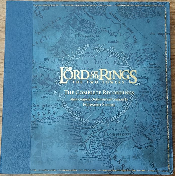 Howard Shore - The Lord of The rings - The Two Towers Limited Edition 0834/8000 - Diverse titels - Dozen set - 2018/2018