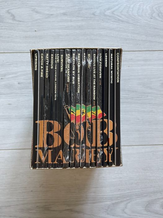 Bob Marley - Music for Freedom Italian Exclusive Release - Beperkte oplage, CD Boxset - 2020